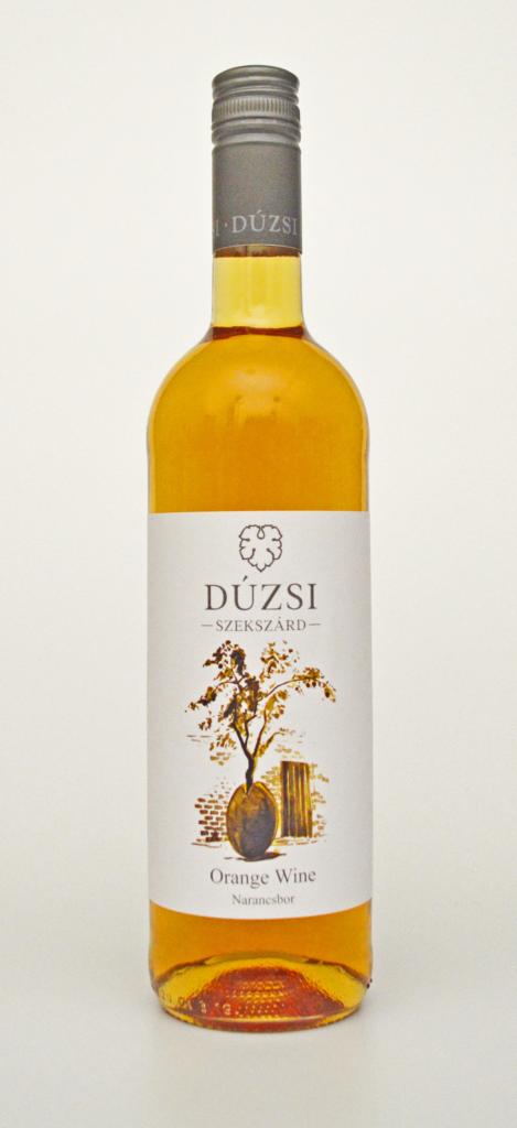 Új szekszárdi bor: Narancsbor