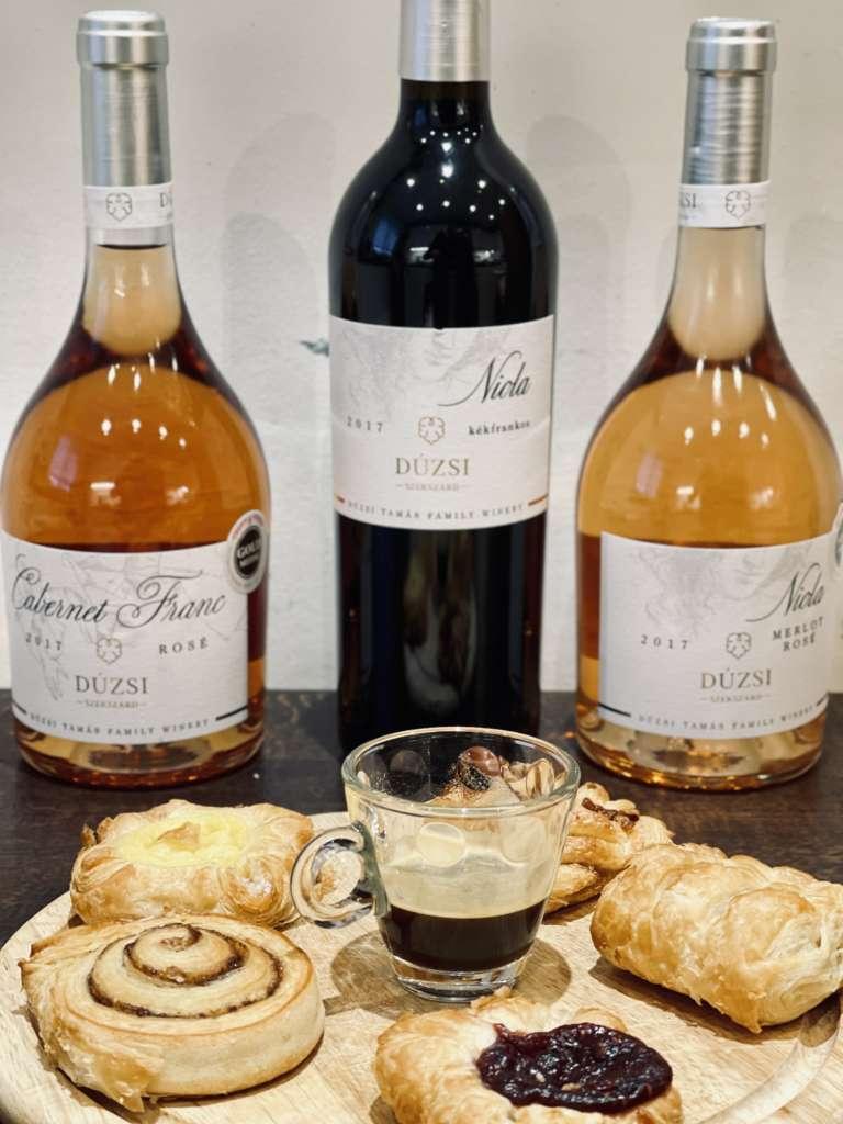 Szekszárdi borok